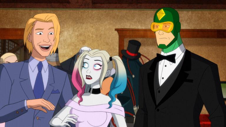 "'Harley Quinn' Season 2 Episode 13: ""The Runaway Bridesmaid"""