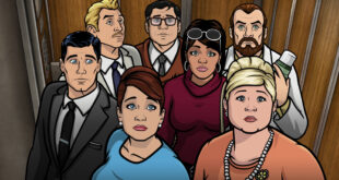 Archer Season 11 Crew all assembled