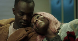 Left to Right: Paapa Essiedu as Kwame, and Michaela Cole as Arabella