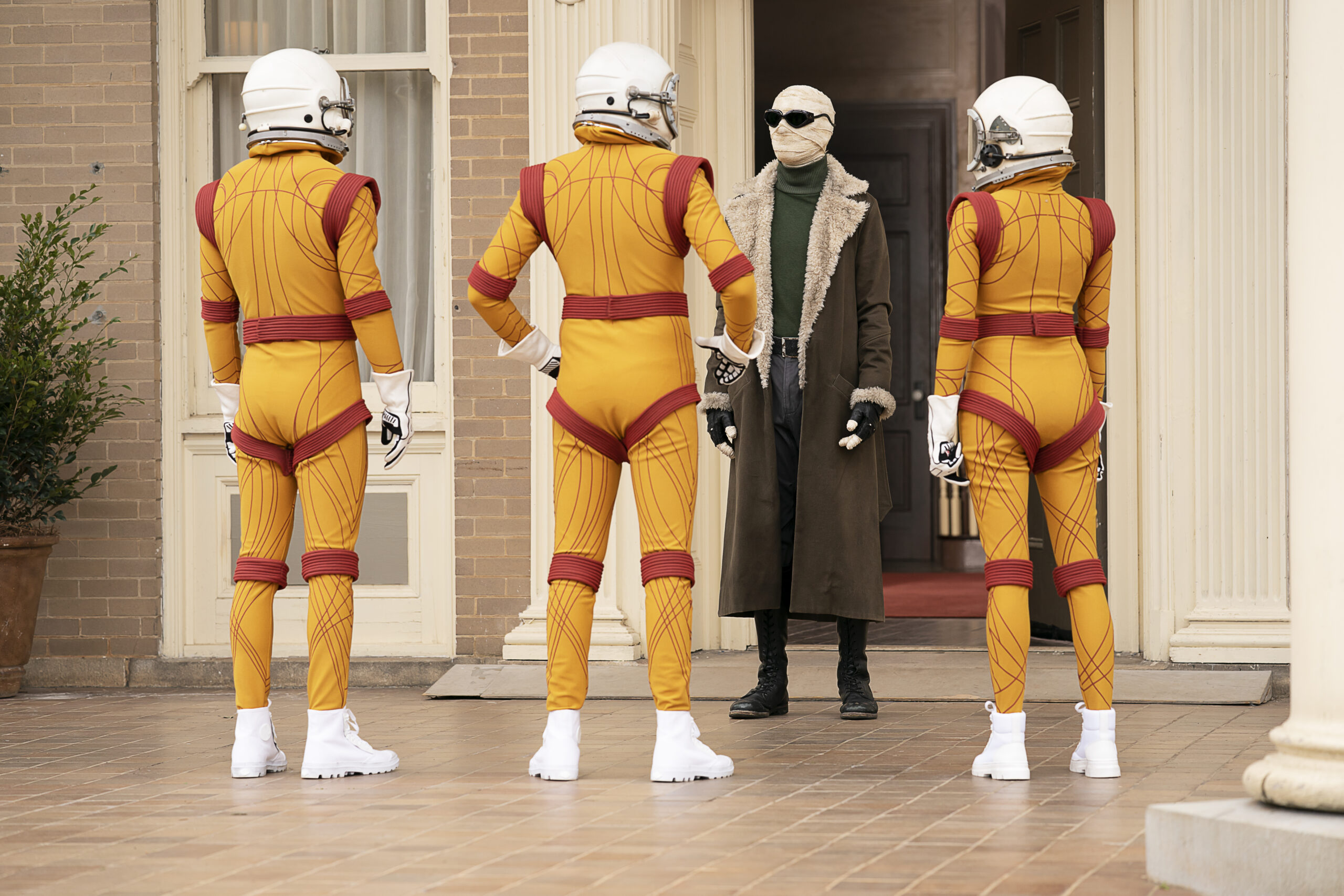 Doom Patrol Season 2 Episode 6 Review Space Patrol