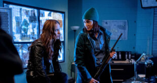 Wynonna and Nicole get down to business to find Waverly