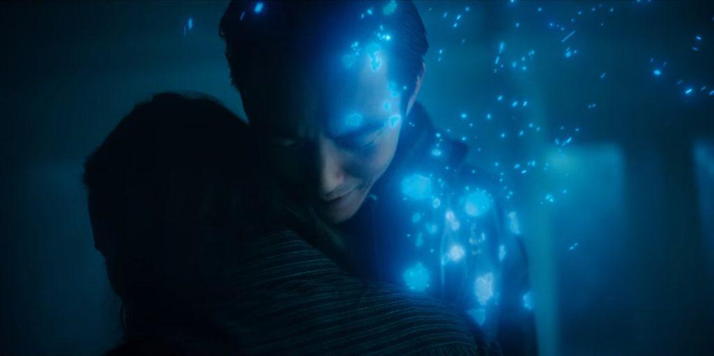 Ben says goodbye to Vanya as he asks one last hug before he dies