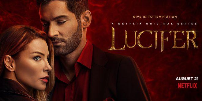 Lucifer Season 5 promotional photo