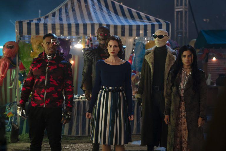 "'Doom Patrol' Season 2 Episode 9 Review: ""Wax Patrol"""