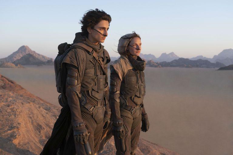 'Dune' Teaser Trailer: Fear is the Mind Killer