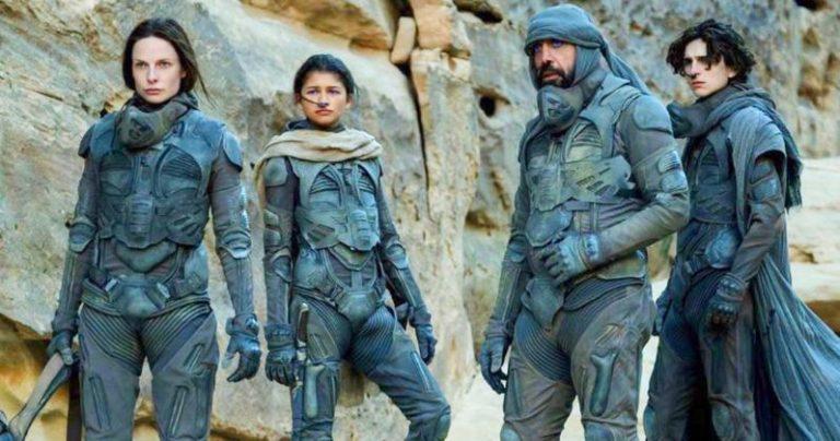 'Dune' Trailer: On Arrakis a Crusade is Coming