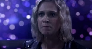 Clarke looking sad