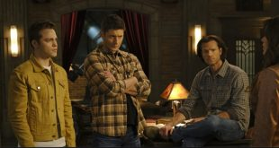 Sam, Dean, and Jack