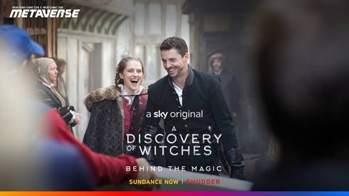 NYCC 2020 Metaverse: Behind The Magic of 'A Discovery of Witches' Season 2