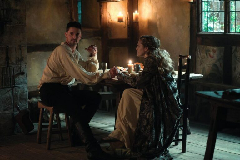 'A Discovery of Witches' Season 2 Episode 3 Review: Summons, Bohemia, and Gallowglass