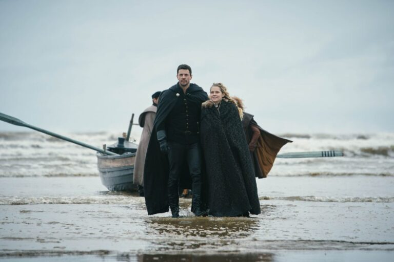 'A Discovery of Witches' Season 2 Episode 5 Review: Vampire Fathers are Blunt and Nosey