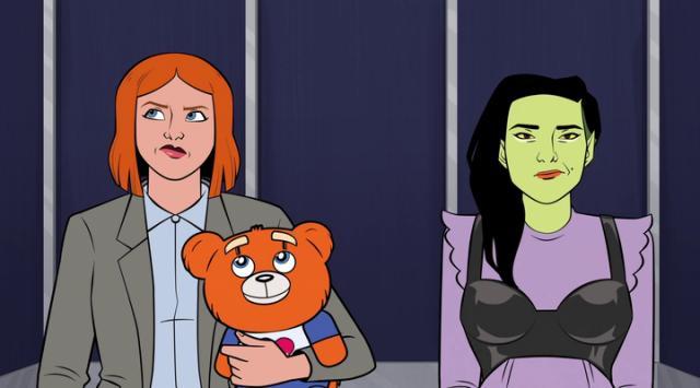 Birdgirl Episode 2 Review: Share Bear