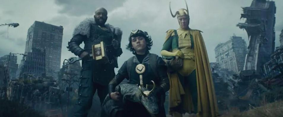 The Lokis in Loki